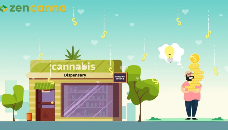 how to get funding for cannabis dispensary business